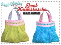 """Kindertasche """"Feines Mädchen"""""""