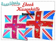 Kissenhülle Union Jack