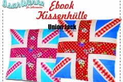 Cover Ebook Kissenhülle Union Jack JPG