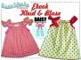Kleid und Bluse DAISY