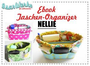 Ebook Taschenorganizer Nellie IsarWerke